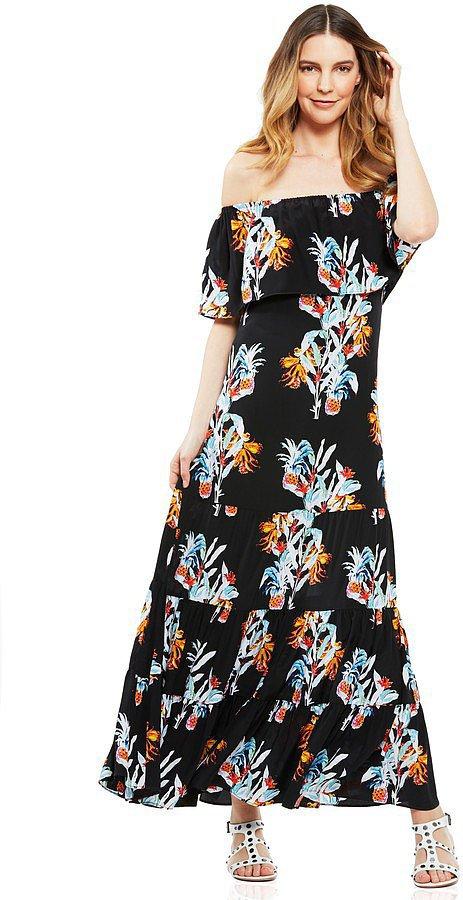 Rebecca Minkoff Pineapple Dress