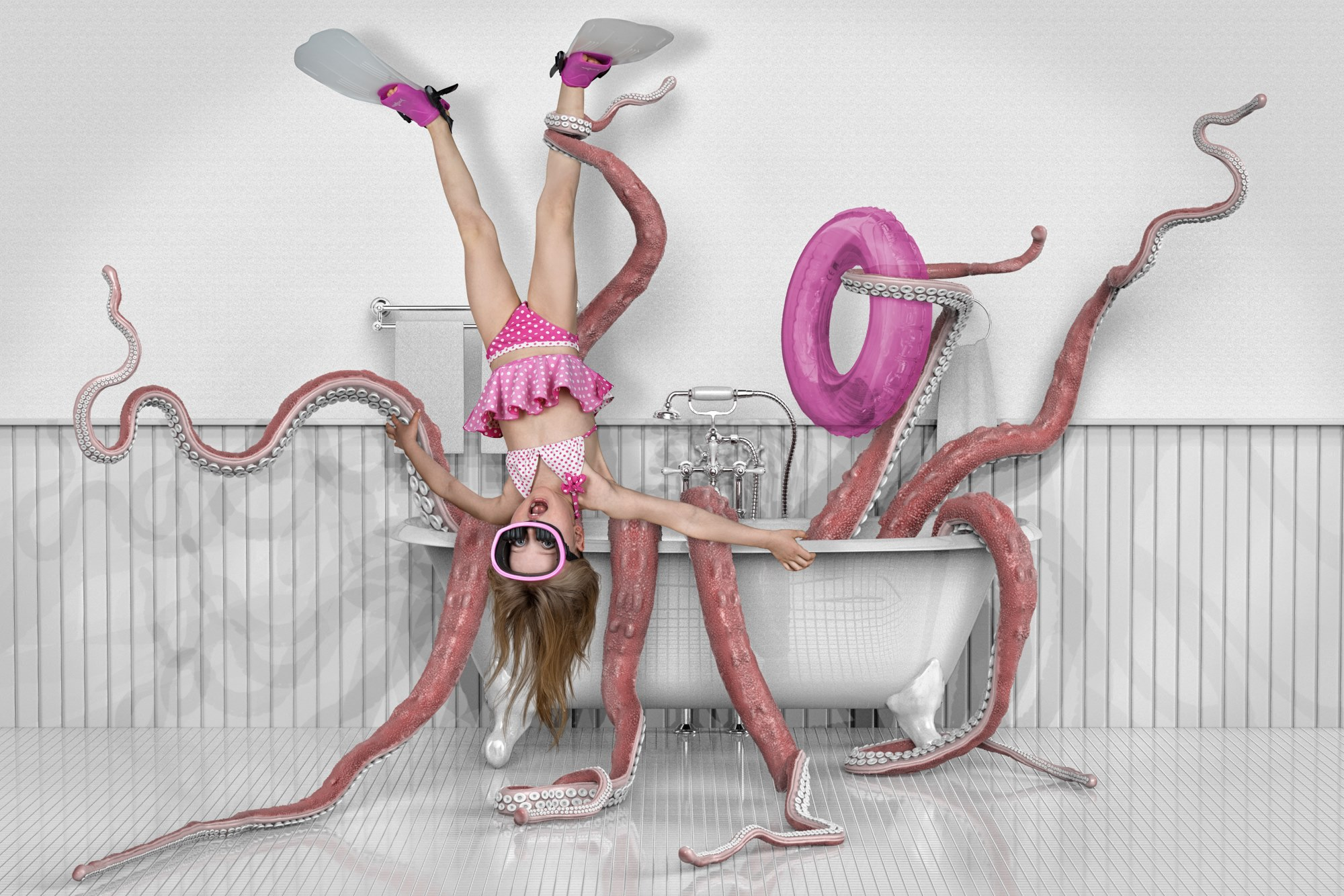 Bath Time Troubles