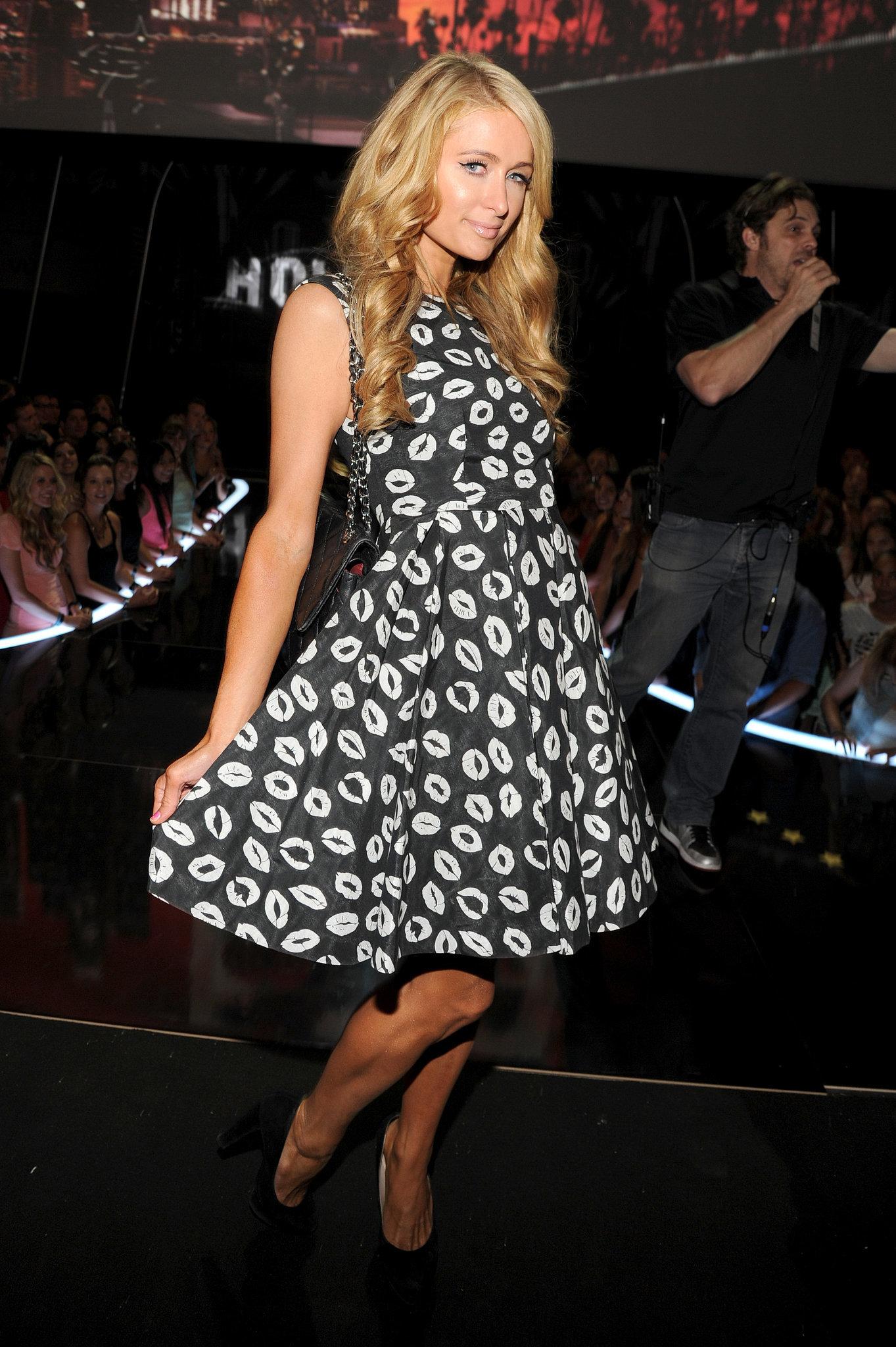 So Was Paris Hilton