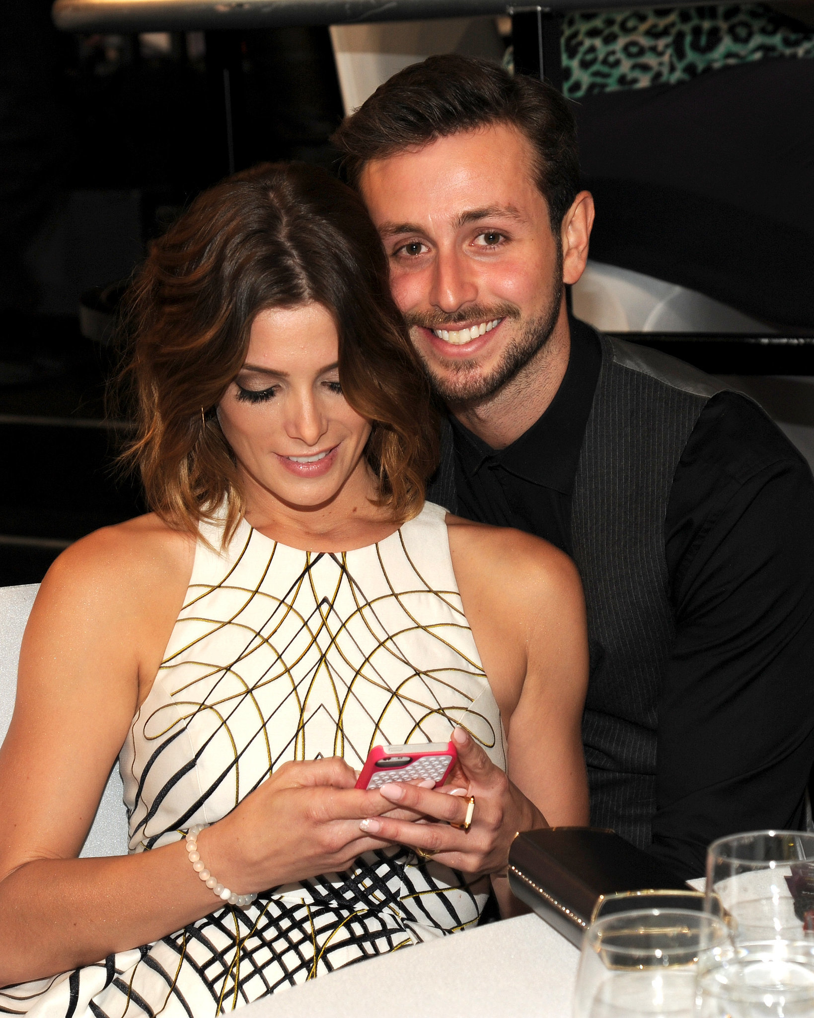 So Did Ashley Greene and Her Guy