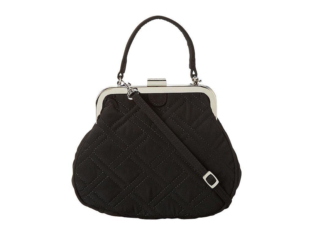 Vera Bradley Frame Top Handle Bag