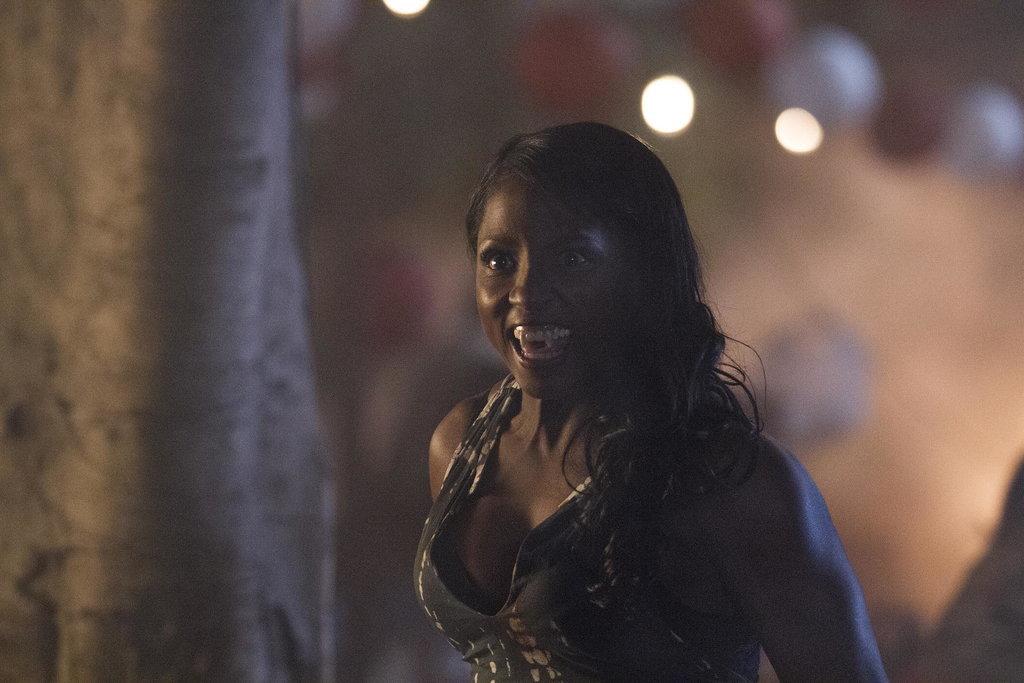 Rutina Wesley as Tara.