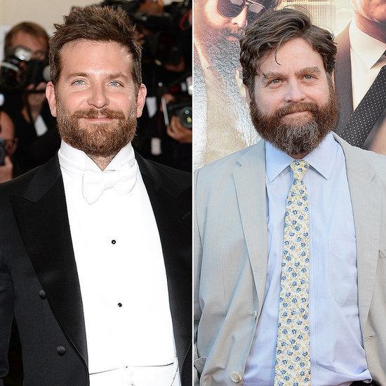 Bradley Cooper Looks Like Zach Galifianakis at the Met Gala