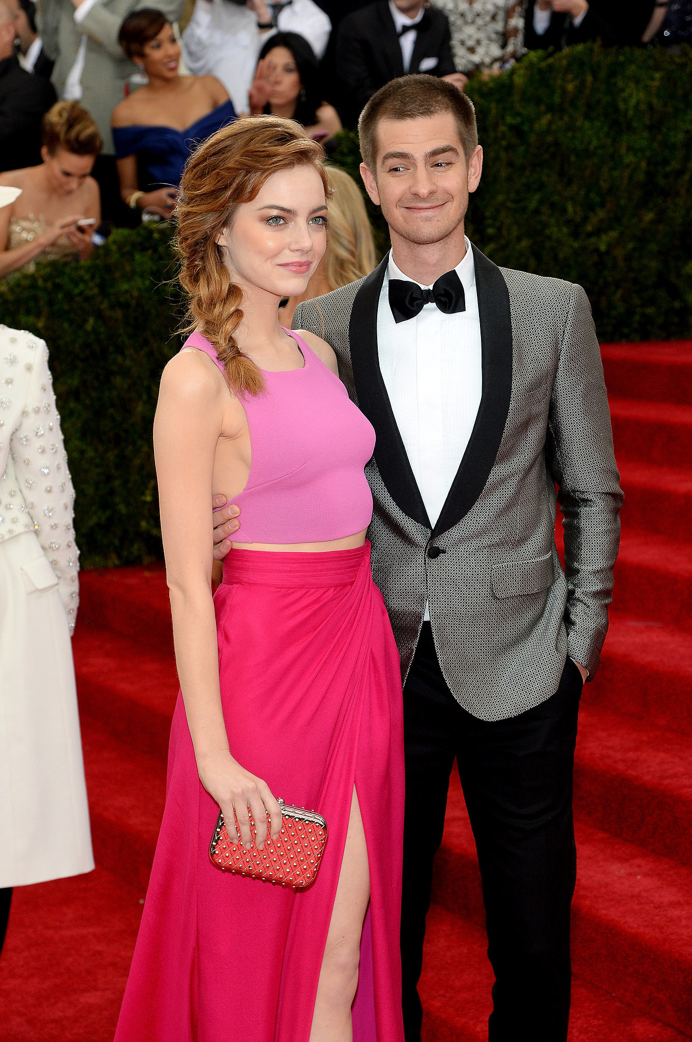 Emma and Andrew Are a Superhero Couple at the Met Gala