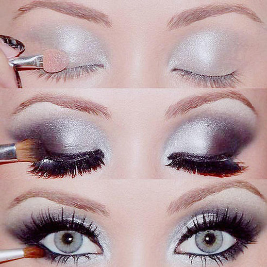 Pictures of the Prettiest Eye Makeup on Pinterest