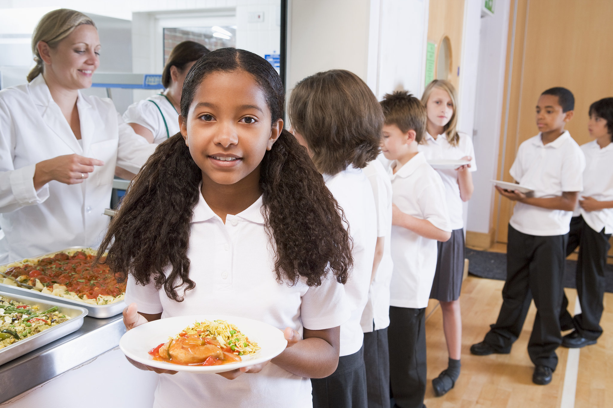 More Than Half of All School Districts Sell Fast Food to Kids