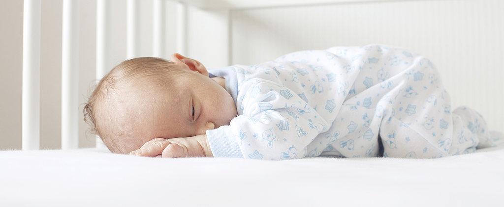 Too Many Babies Are Still Sleeping on Their Tummies