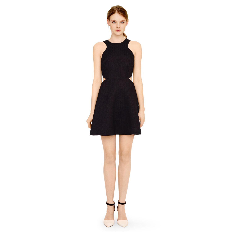 Club Monaco Cutout Dress