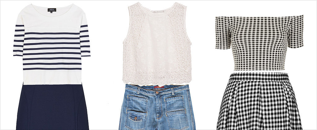 3 Real-Girl Ways to Wear a Crop Top