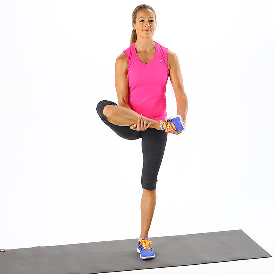 Active Stretching For Legs and Hips | POPSUGAR Fitness