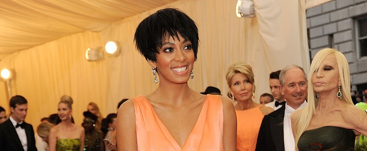 How Solange Made Nude Makeup Totally Sexy