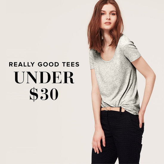 Tees Under $30 | Shopping