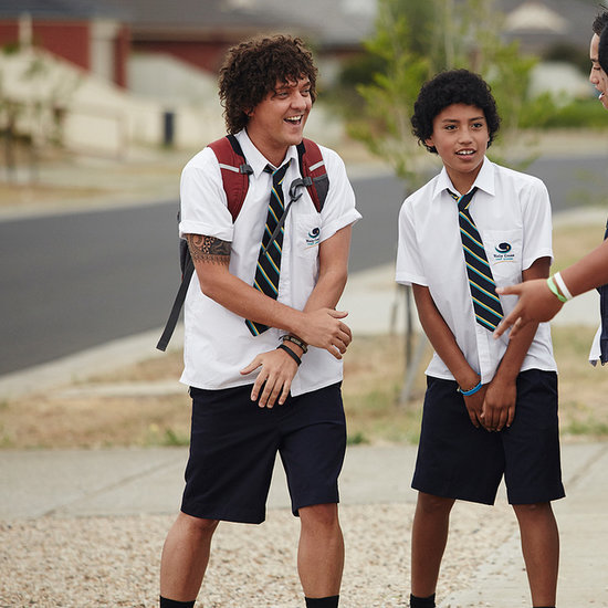 Chris Lilley Character Jonah Takalua in Jonah From Tonga