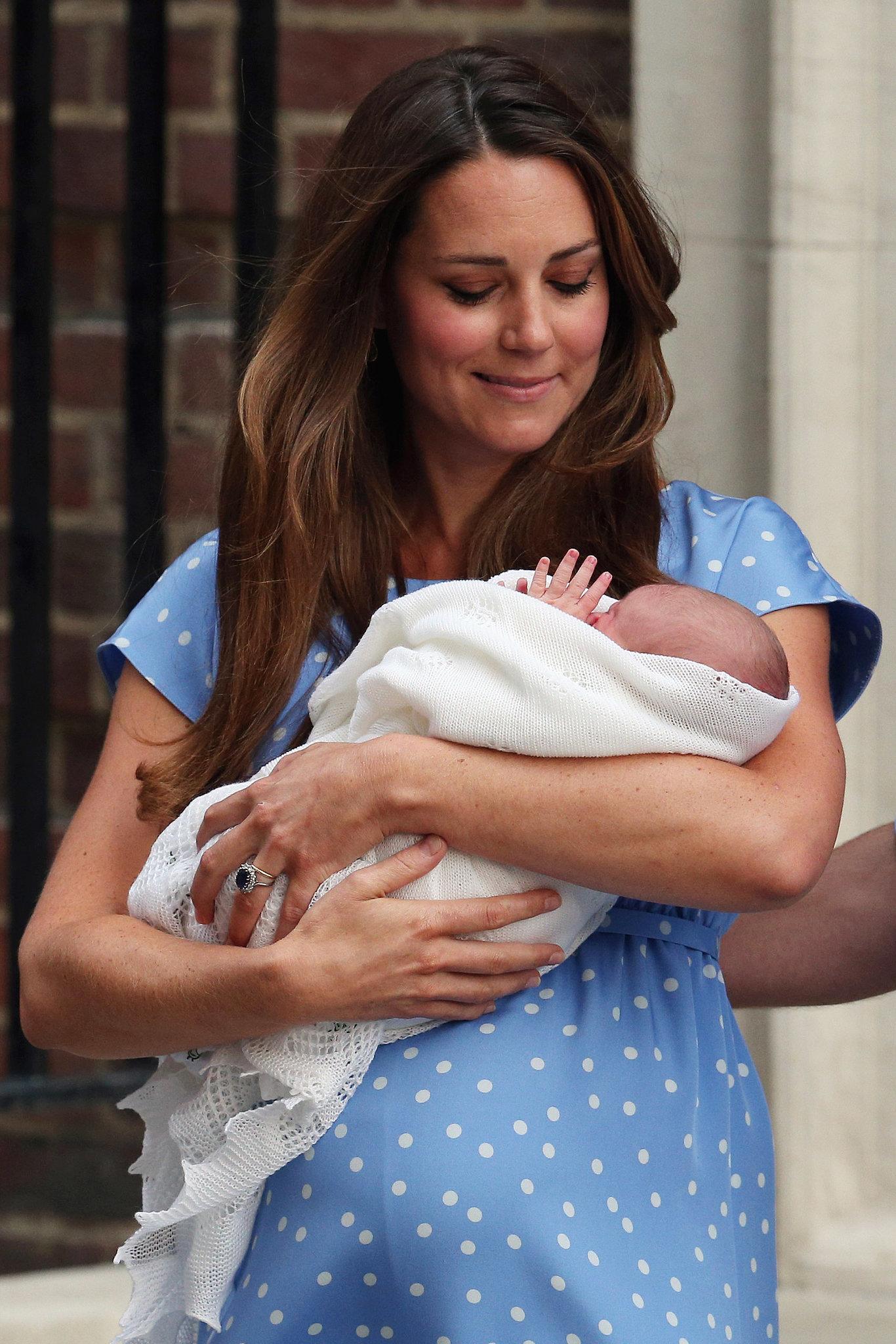 26 of Prince George and Kate Middleton's Sweetest Snaps