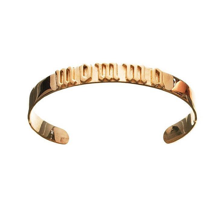 Jennifer Fisher Mother's Day Bracelet