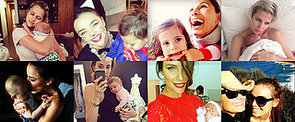Celebrity Mums Share the Cutest Pictures