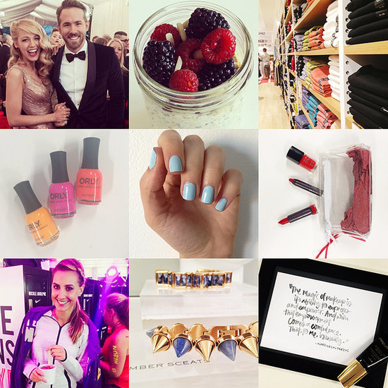 Inspiring Celebrity Style Beauty Health Instagram Pictures