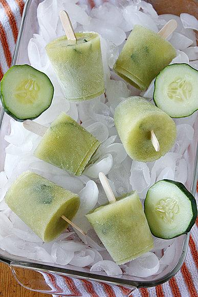 Cucumber Chili Pops