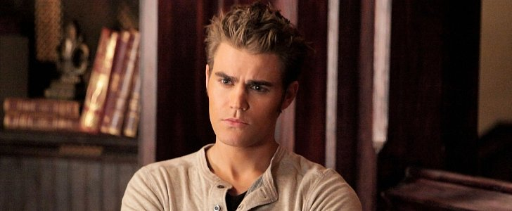 A Tribute to Stefan Salvatore, the Vampire With a Heart of Gold