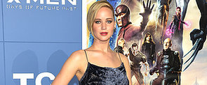 Jennifer Returns to the Red Carpet at the Star-Studded X-Men Premiere