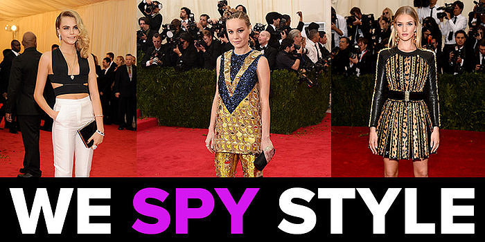 We Spy: Met Gala Fashion Rule Breakers With Whitney Port