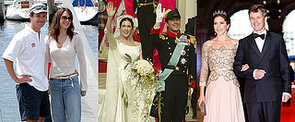 Crown Princess Mary and Crown Prince Frederik's Fairy Tale Romance
