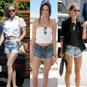 Outfit Ideas With Denim Cutoffs | Video