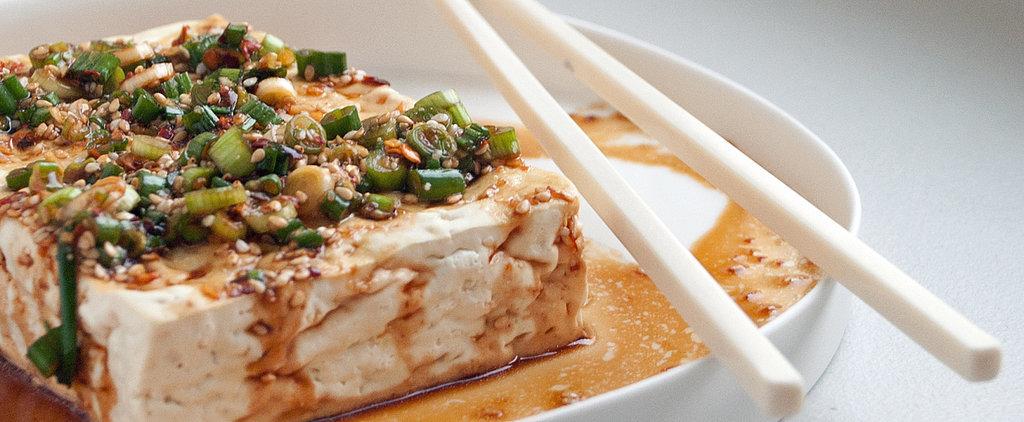 Korean Tofu With Spicy Garlic Sauce | POPSUGAR Food