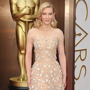 Cate Blanchett Red Carpet Dress and Fashion Pictures