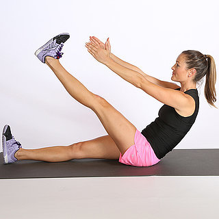 Printable Workout: Abs, Thighs, and Butt