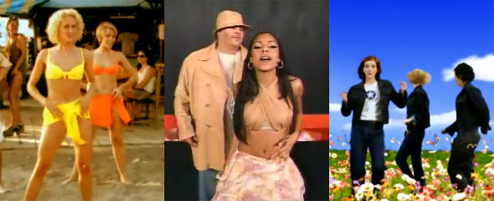 62 of the Best (Maybe Worst) Songs From the Late '90s and Early 2000s