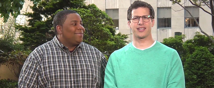 Andy Samberg Really Wants You to Know He Won a Golden Globe