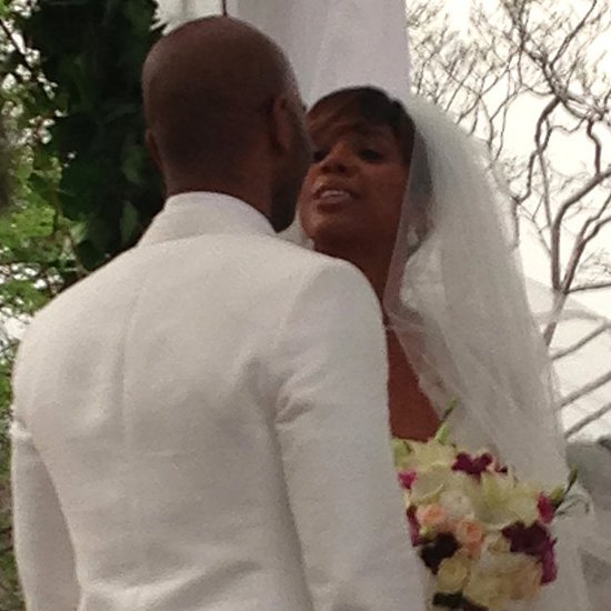 Kelly Rowland Wedding Pictures