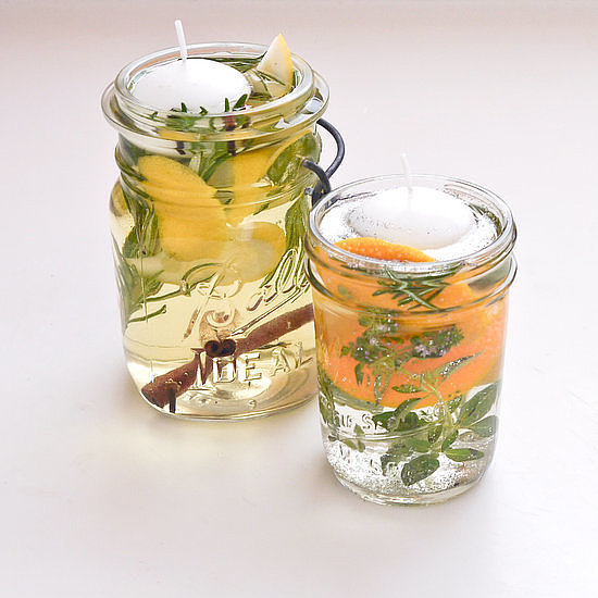 Floating Candle Jars
