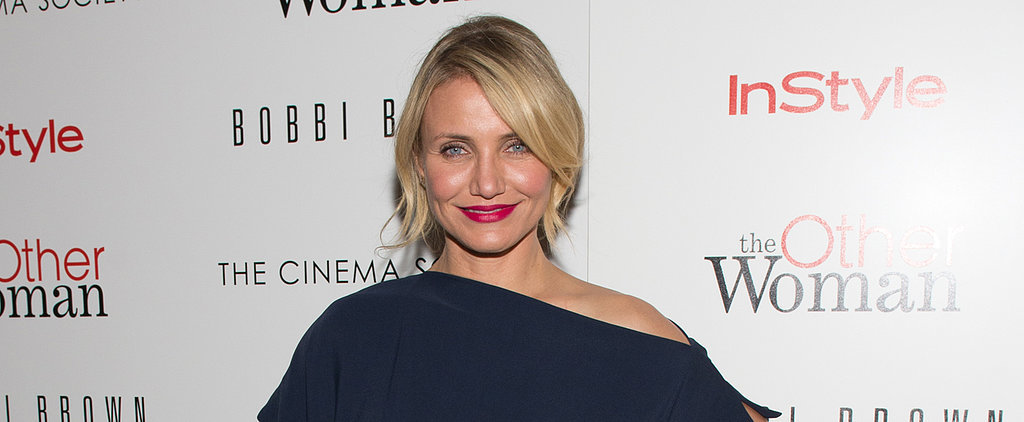 The Weird Way Cameron Diaz Makes Her Oatmeal