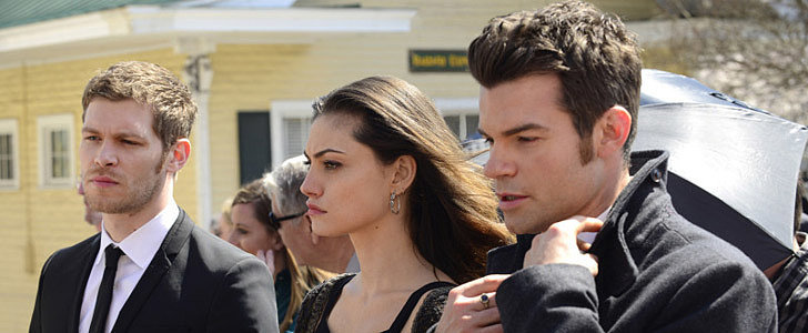 The CW Unveils Its New Schedule: The Originals Is Changing Nights