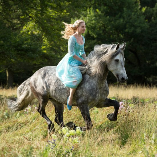 Cinderella Live Action Movie Trailer