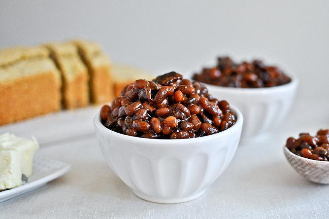 Crockpot Baked Beans