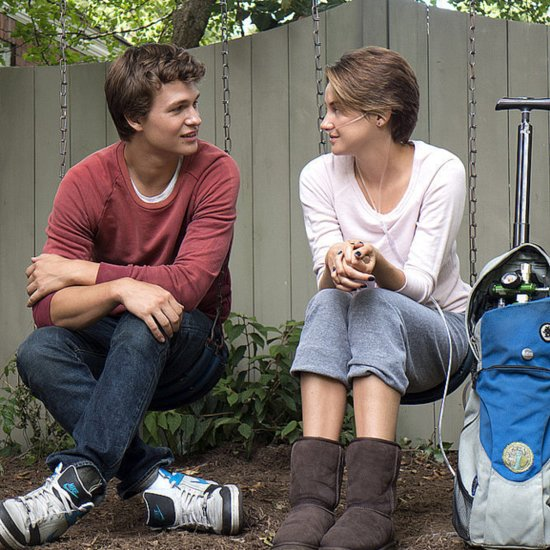 The Fault in Our Stars Grenade Clip