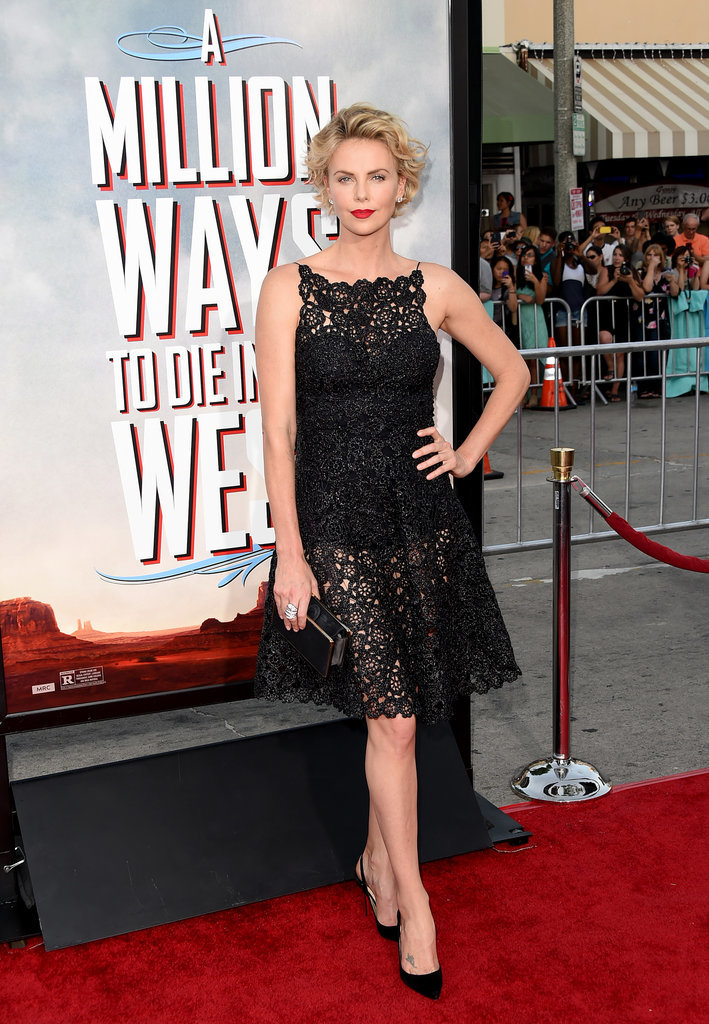 Celebrity Red Carpet Fashion | May 12, 2014
