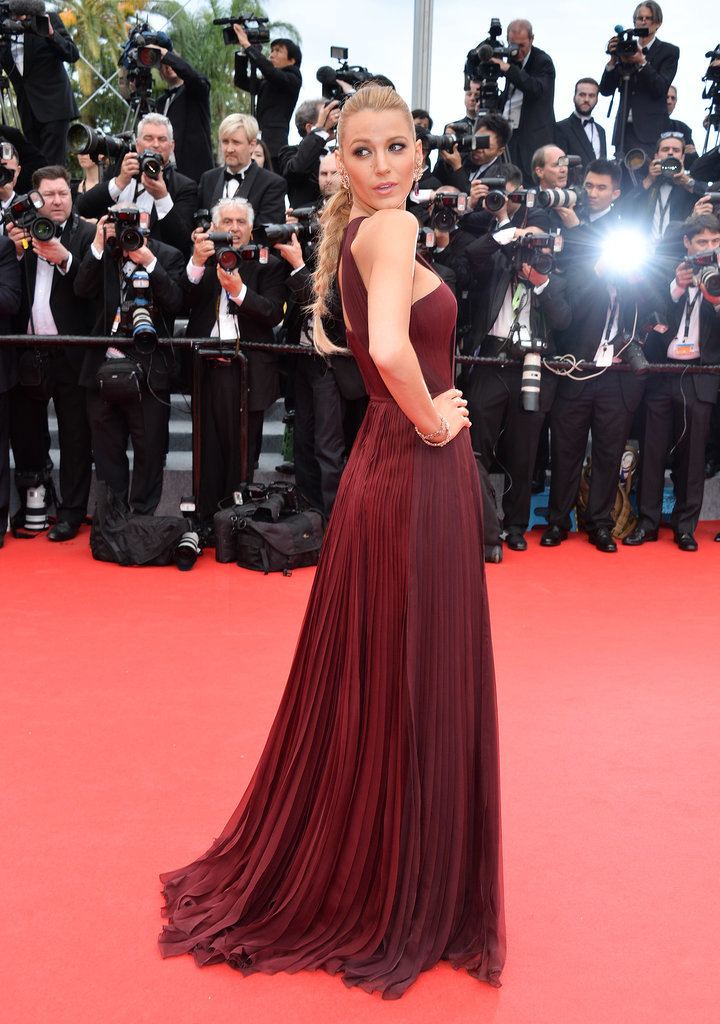 When She Swept Right Into Cannes