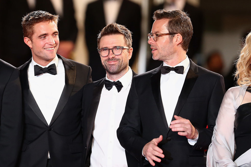 Robert Pattinson suited up for the premiere of The Rover.
