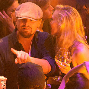 Leonardo DiCaprio and Justin Bieber Partying in Cannes