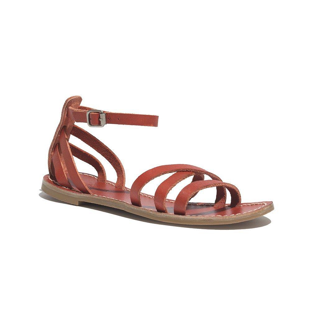 Madewell Ankle-Strap Sightseer Sandal