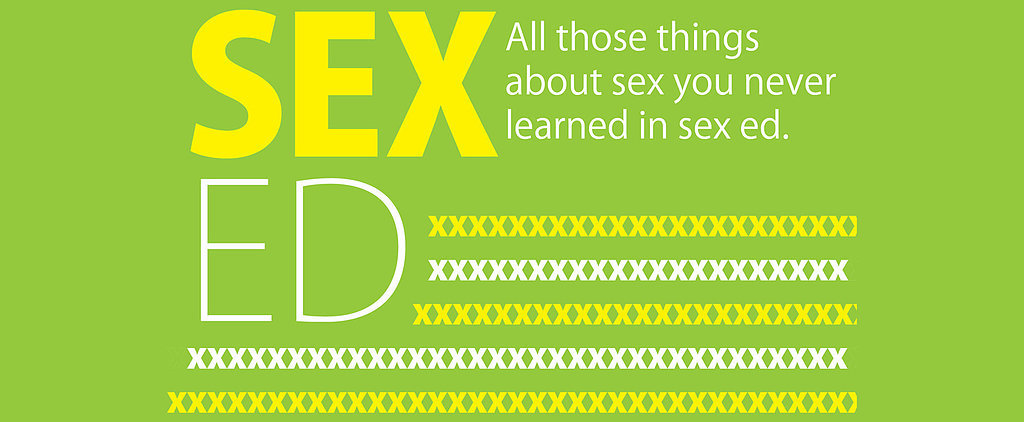 All You Need to Know About Sex in One Helpful Infographic