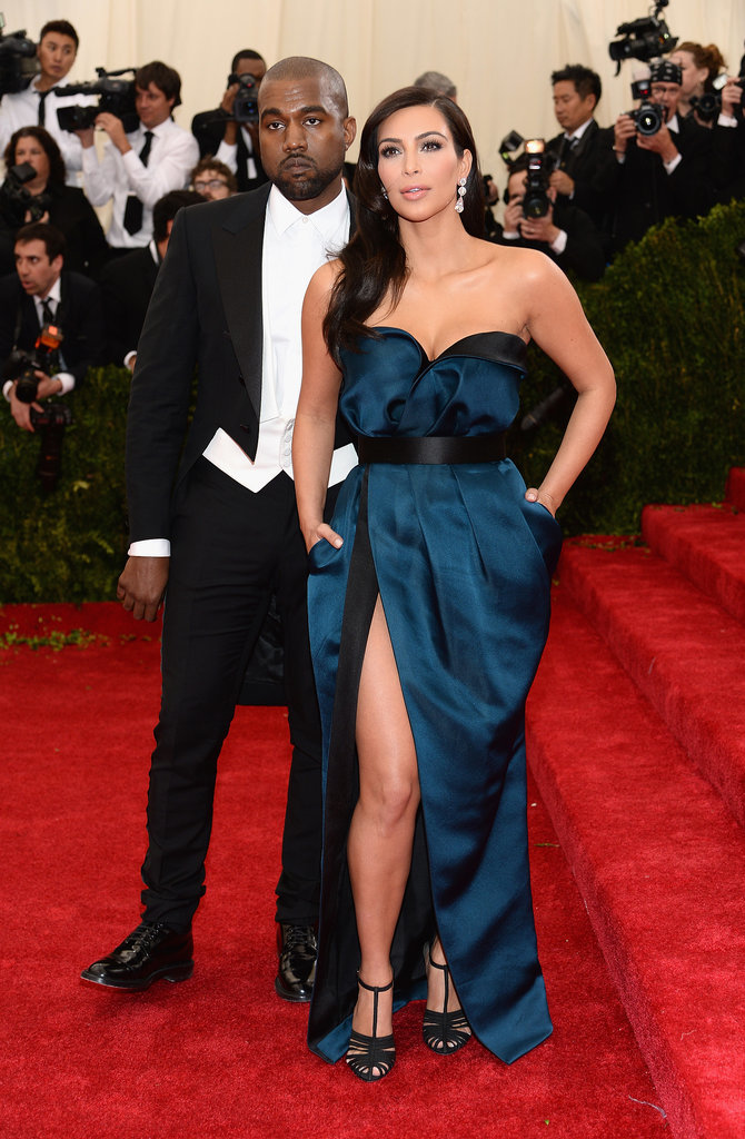 No Smiles at the 2014 Met Gala . . .