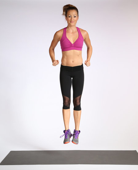 Burn-Fat, Build-Muscle Plyo Workout