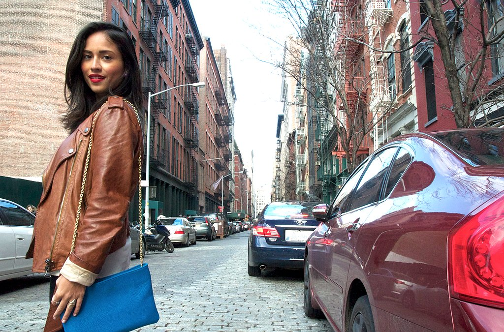 There's a reason these leather Empowered bags ($149) sell out fast. The seriously chic clutch styles (think snakeskin and crocodile patterns) will charge smartphones and digital cameras on the go, plus they come with a detachable, adjustable chain strap and built-in wallet. What else could you ask for?