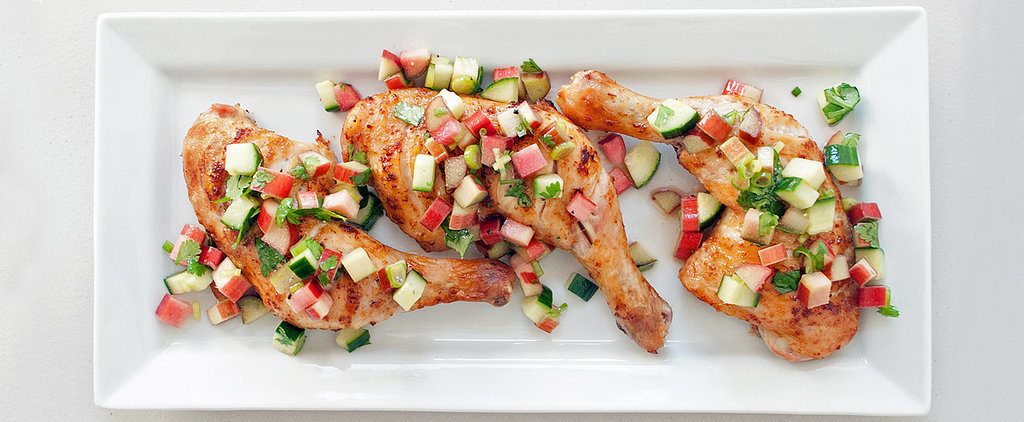 Rhubarb's Not Just For Pies: Let It Give Zing to Chicken