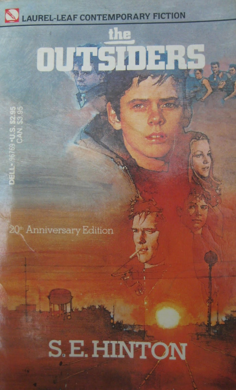 friendship in se hintons the outsiders essay